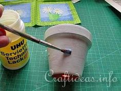 Illustrated craft tutorial - paper napkin applique or decoupage with paper… Decoupage Glue, Napkin Decoupage, Decoupage Tutorial, Decoupage Ideas, Diy And Crafts, Paper Crafts, Girl Scout Crafts, Christmas Jars, Cool Art Projects