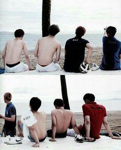 Exo Kokobop, Chanyeol Baekhyun, Kpop Exo, Park Chanyeol, Exo Ot12, Kaisoo, Chanbaek, Exo Dear Happiness, Kim Minseok