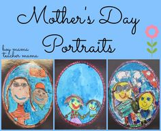 Boy Mama Teacher Mama: Mother's Day Portraits