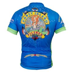 Coney Island Pilsner Zip-Up Cycling Jersey. Women s Cycling JerseyCycling  JerseysBike ... ffb8d9cac