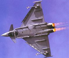 Total combat thrust generated is 40,000lb. - Image - Airforce Technology