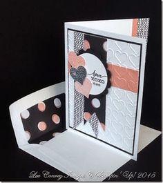 Valentine 1 card making Valentine Love Cards, My Funny Valentine, Valentine Ideas, Wedding Anniversary Cards, Wedding Cards, Cute Cards, Diy Cards, Karten Diy, Creative Cards