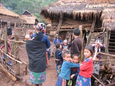Hmong village // Laos - dream of visiting someday!