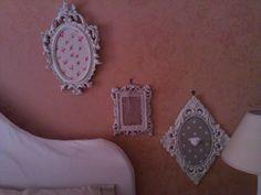 Cornici e specchi in stile Shabby