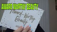AWARD WORTHY BEAUTY WALMART BEAUTY BOX