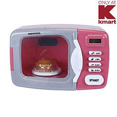 My First Kenmore Microwave Oven