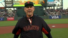 Bochy a finalist for NL Manager of the Year