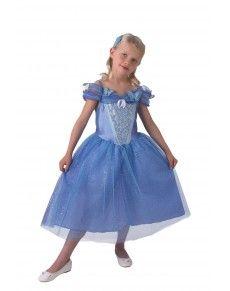 Kostuum Cinderella Movie voor meisjes
