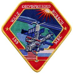 These are the Expeditions to the International Space Station Man Cave Ceiling Ideas, Space Patch, Nasa Patch, Sunflower Wallpaper, Handmade Stamps, Patch Design, Space Program, Space Shuttle, Space Travel