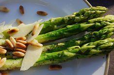 Grüner Spargel gebraten, ein sehr leckeres Rezept aus der Kategorie Gemüse. Bewertungen: 2. Durchschnitt: Ø 3,3.