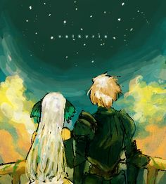 """""""It will never disappear. My love will shine like the stars, forever..."""""""