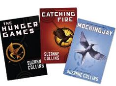the hunger games books - trilogy       #URL    #hunger games