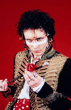 3 November is an English musician who gained popularity as the lead singer of new romantic /post-punk group Adam and the Ants and later as a solo artist, scoring 10 UK top ten hits from 1980 to including three Adam Ant, New Romantics, 80s Music, Michael Jackson, 1980s Music, Singer, Post Punk, Adams, Ant Music