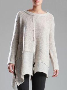 TRICOT chandail de laine