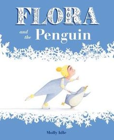 "Jan is definitely a big fan of Molly Idle's Flora books.  She gives the latest 5 stars, saying ""The author's first book, Flora and the Flamingo, won the 2014 Caldecott Honor award for the lovely illustrations. The brand new second book, Flora and the Penguin, is just as creative and wonderful."""