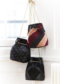 Luxury Brand Large Capacity Leather Men's Travel Bags Vintage Bucket Handbags Shoulder Bag Big Volume Men Business Luggage Bag - A Stream Of Handbags Bucket Bag Outfit, Tote Handbags, Leather Handbags, Diy Bags Purses, Designer Wallets, Best Bags, Carrie Bradshaw, Cloth Bags, Luxury Bags