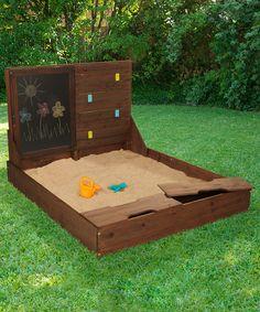 Look at this KidKraft Activity Sandbox on #zulily today!