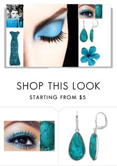 """""""blue"""" by adte ❤ liked on Polyvore featuring Zuhair Murad"""