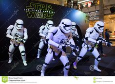 Star Wars : The Force Awakens Editorial Image - Image of festival, force: 63713255 Star Wars Day, Bangkok Thailand, Joker, Stars, Film, Movies, Image, Film Stock, Films