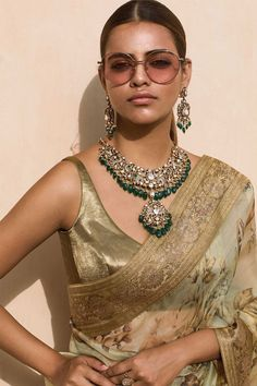 What does that beautiful Sabyasachi Saree Cost? I know I have which is why every time Sabyasachi launches a new collection, I start hunting for Sabyasachi Saree Cost in a frenzy. Sabyasachi Sarees, Bollywood Saree, Lehenga Choli, Bollywood Fashion, Saree Fashion, Indian Bollywood, Indian Sarees, Women's Fashion, Fashion Outfits