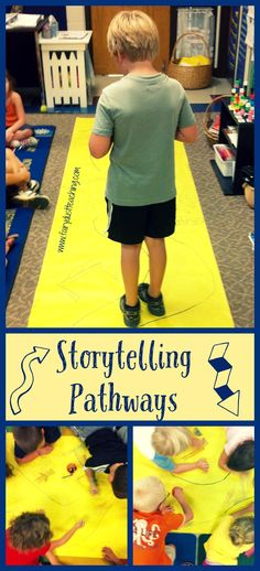 Bring stories to life with Storytelling Pathways! Get all the details at Fairy Dust Teaching.