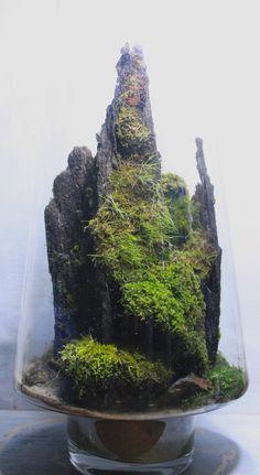 Miniature mountain
