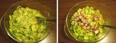 Tortino porro, zucchine e pancetta