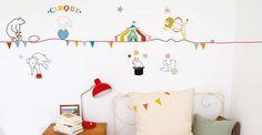 Stickers : un moyen économique de décorer votre intérieur pour le rendre plus accueillent pour les enfants