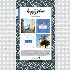 My City, My Home by Deekaa - using Travelogue Collection by Sahin Designs https://sahindesigns.com/products/travelogue-digital-scrapbook-collection/