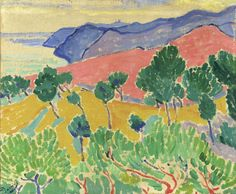 Landscape by the Sea | André Derain