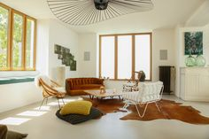 An eclectic home in France - desiretoinspire.net