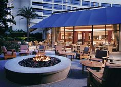 Enjoy the patio and fire pit