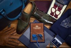 The Single Monk Strap are versatile and can be worn with any outfit, ranging from smart-casual to business. Tudor Tailor, Custom Made Shoes, Green Leather, Smart Casual, Daily Inspiration, Leather Shoes, Oxford Shoes, Dress Shoes, Men