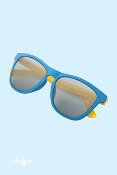Gadżety Reklamowe Sensum Art Wayfarer, Sunglasses, Style, Fashion, Swag, Moda, Stylus, Fashion Styles, Shades