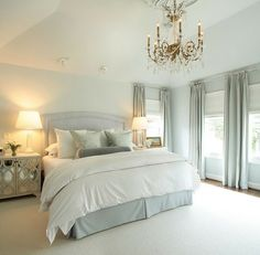 Main Bedroom - beautiful, elegant!