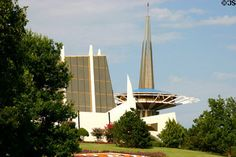 Oral Roberts University, Tulsa,Oklahoma.   Maggie's graduation will be held there.