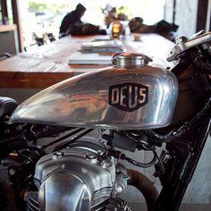 The Emporium of Postmodern Activities  - Custom motorcycle brand Deus ex Machina takes on Venice, CA