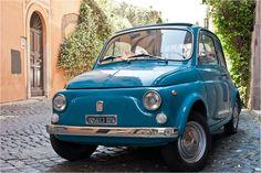 Fiat 500 #3 von Stefan Adam