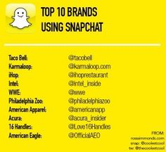 Five BIG Reasons to Use Snapchat in Business http://bryankramer.com/five-big-reasons-to-use-snapchat-in-business/