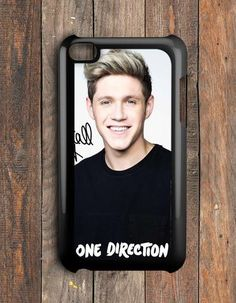 Niall Horan One Direction iPod Touch 4 Case
