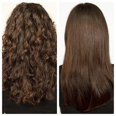 O alisamento com açúcar vai deixar seu cabelos com um efeito liso e com um super brilho, ele só não é recomendado para que tem cabelos muito finos, pois como eu ensinei no artigo, o açúcar