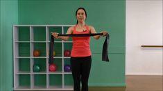 12 Minute Theraband Shoulder & Back Strength Workout