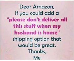 open letter to Amazon Prime
