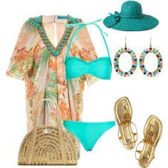 Outfits de Moda ...Me Tomo Cinco Minutos: Playa