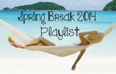 Spring Break 2014 Playlist!  How many of you are going somewhere for spring break? Road tripping? Beachin? If you are then you need a playlist! Music makes car rides go by faster and beach days last so much longer. Here is a playlist that is sure to make this spring break is the best one yet! The Walker – Fitz and The Ta...  Read More at http://www.chelseacrockett.com/wp/beauty/spring-break-2014-playlist/.  Tags: #Fun, #Music, #Playlist, #Songs, #SpringBreak, #Chelsea