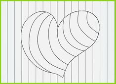 Students will love this! They can use their knowledge of color theory to make different color schemes on their op art hearts. See some tips on how to do this. Valentine Day Wreaths, Valentines Day Decorations, Valentine Day Crafts, Winter Crafts For Kids, Art For Kids, Heart Art, Op Art, Art Lessons, Coloring Pages