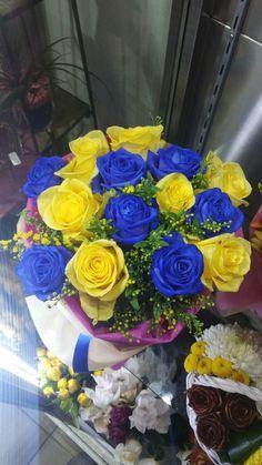 Μπουκέτα Λουλουδιών για Γέννηση