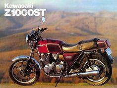 Kawasaki Z 1000ST