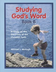 Studying God's Word.  Lack of understanding of basic Christian doctrine is rampant ESPECIALLY among Christians.  This series is a great way to teach children the basic teachings of the Bible.