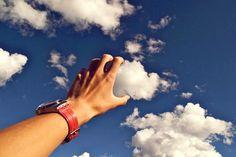 seni memotret awan